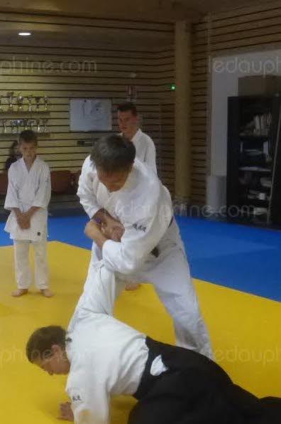 Aikibudo judo demain aun nouveau dojo c est l occasion de se renseigner et ou de s inscrire archives photo le dl d b 1536248275