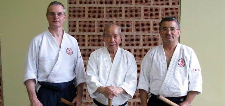 Katori shinto ryu me hatakeyama